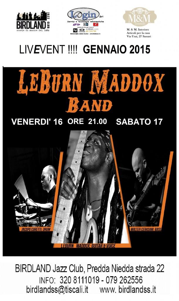 LOC MADDOX
